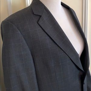 Burberry Full Suit (Jacket and Pants)